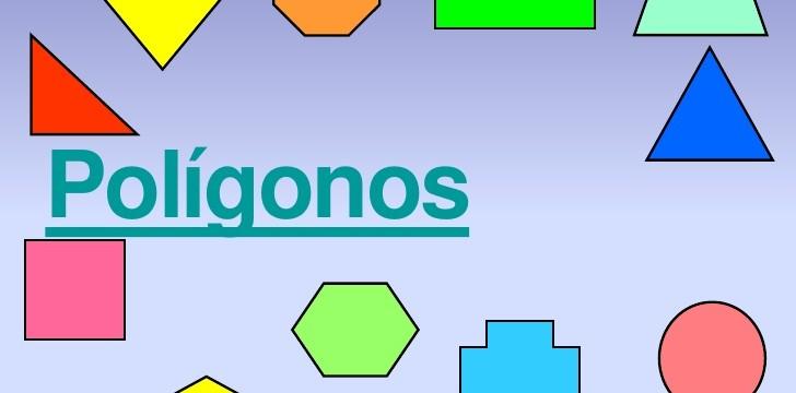 Aprende: clases de polígonos