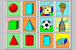 Aprende: diferencia entre pológonos y cuerpos geométricos