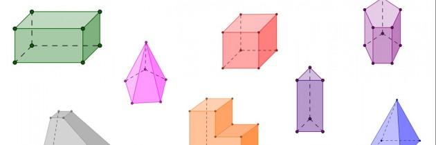 Aprende: cuerpos geométricos