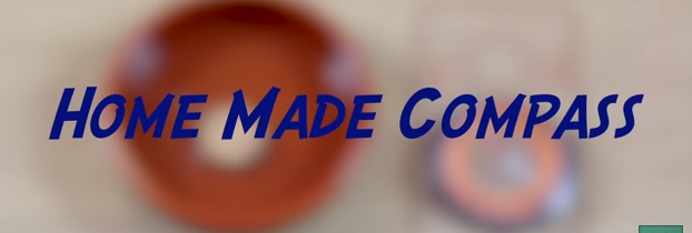 Video: How to make a compass